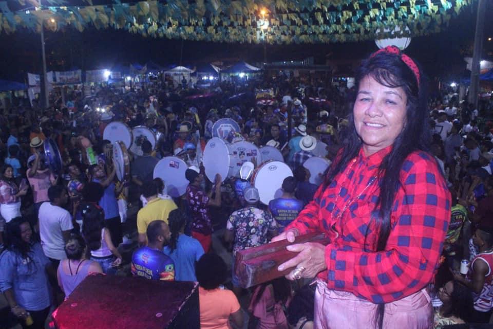 Photo of Arraial organizado por Fátima Araújo já reuniu mais de 60 atrações em 8 dias de Festa Junina