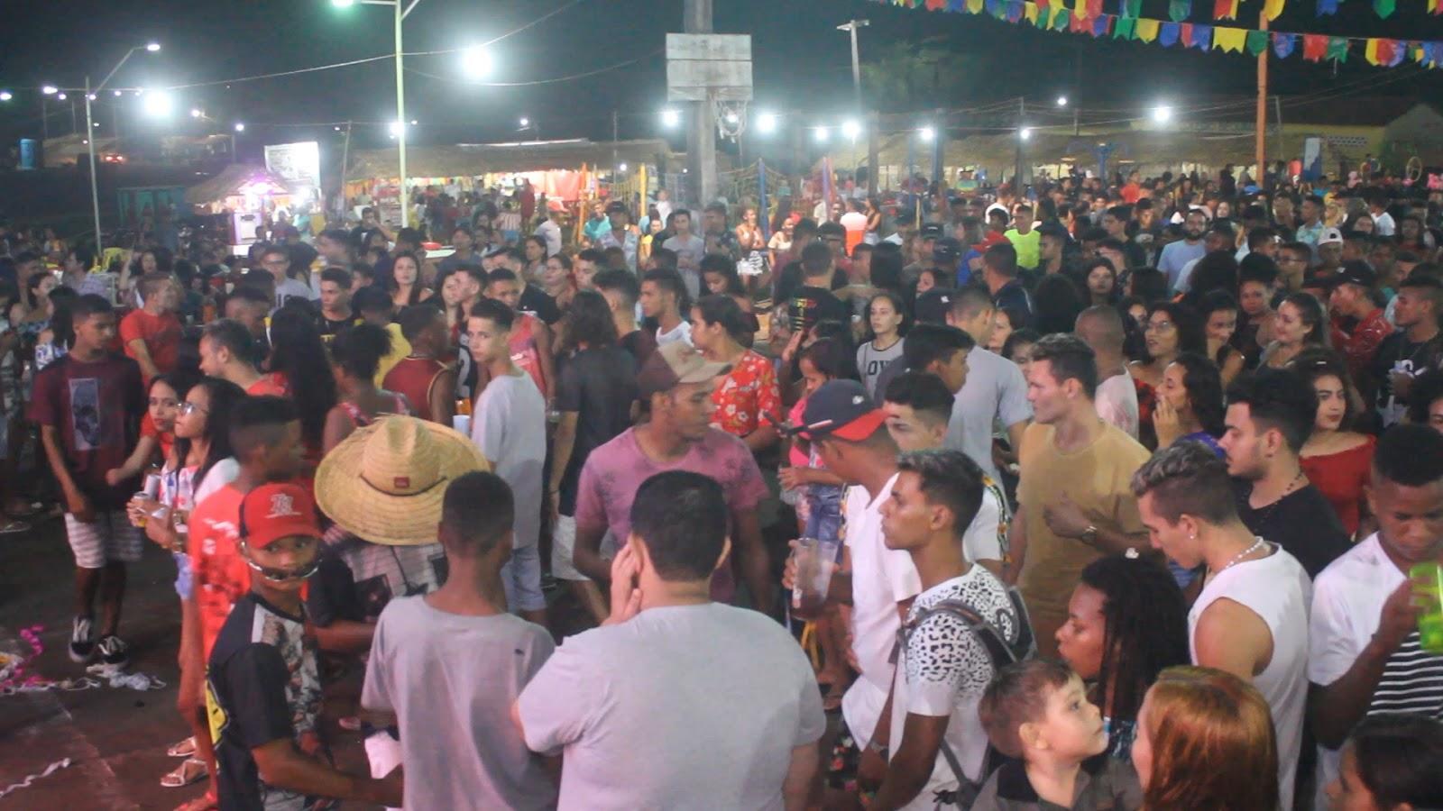 Photo of Arraial da Gente, realizado pela Prefeitura de Bequimão encerra temporada junina com Banda Miragem