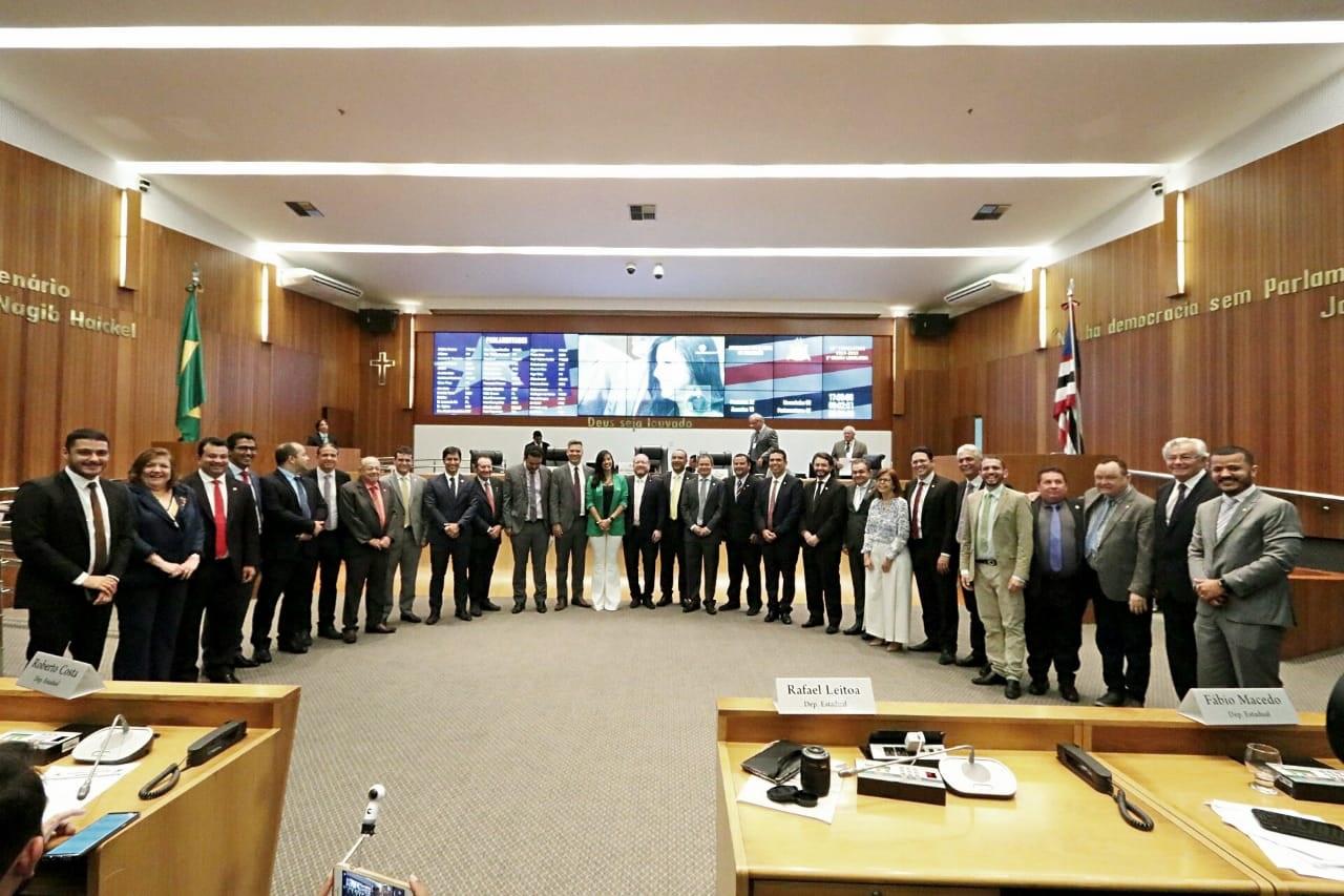 Photo of Sessão ordinária marca reabertura dos trabalhos da Assembleia após período de recesso