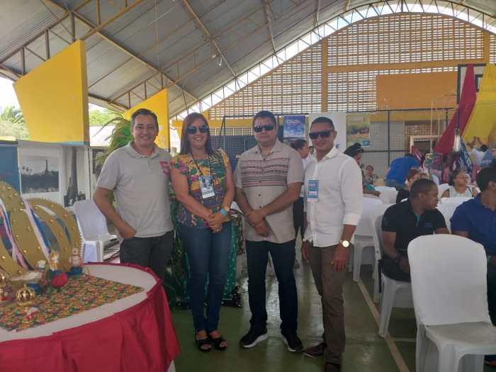 Photo of Bequimão expõe potencialidades no II Seminário de Turismo Floresta dos Guarás