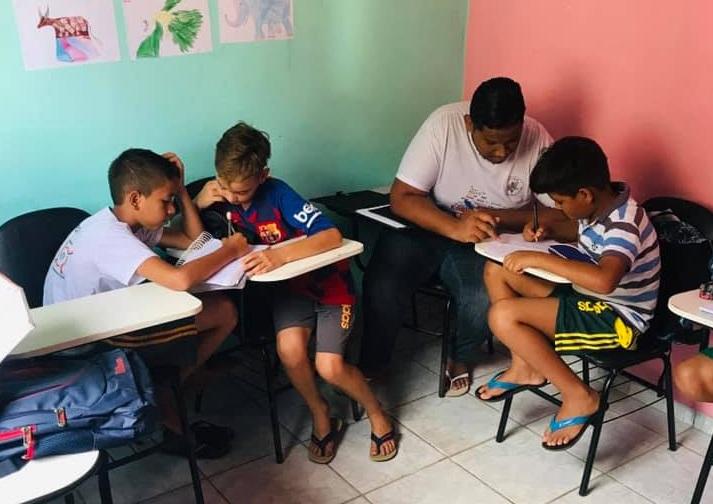 Photo of Projeto Educar para Vencer reinicia suas atividades no bairro Vila Conceição/João de Deus