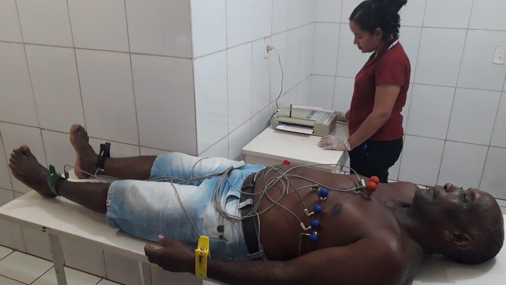 Foto de Pesquisadores da UFMA fazem mais coletas para estudo sobre saúde de idosos quilombolas de Bequimão