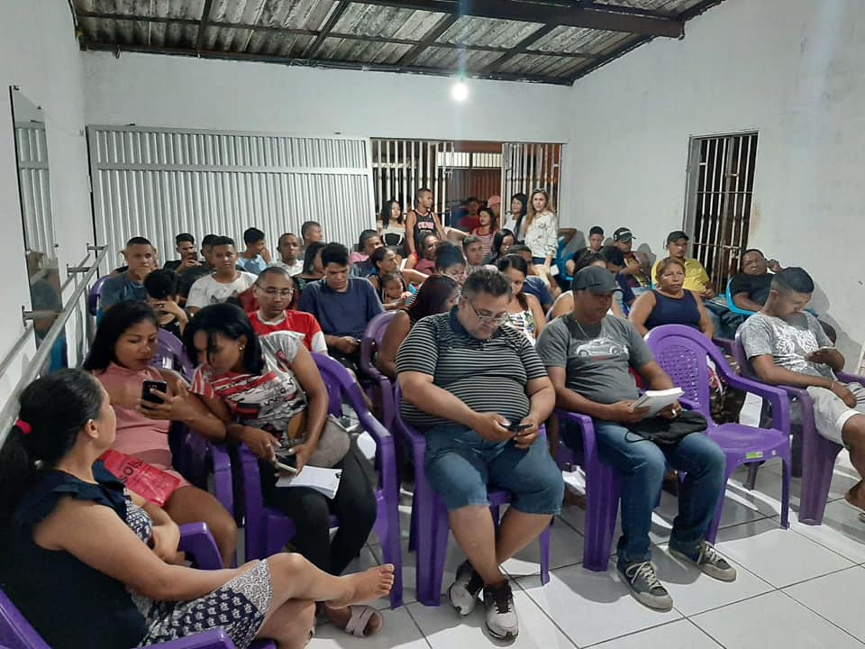 Photo of Após solicitação da vereadora Fátima Araújo, IEMA inicia cursos de Mecânica de Moto e Cabeleireiro na Vila Conceição/João de Deus