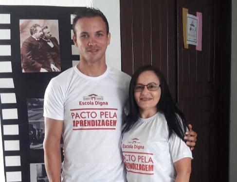 Photo of Bequimão cumpre primeira ação do Pacto pelo Fortalecimento da Aprendizagem