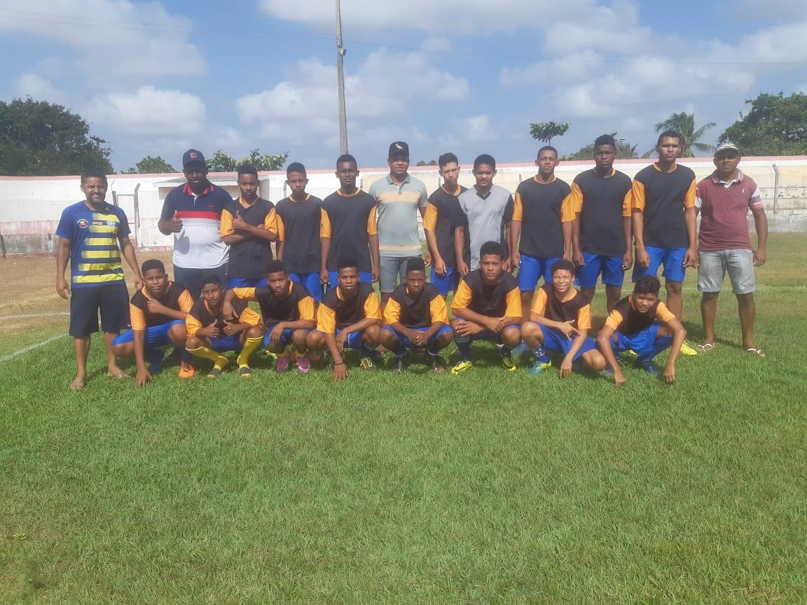 Photo of Juntos & Misturados vence Perú pelo Campeonato SUB-17 de Alcântara-MA
