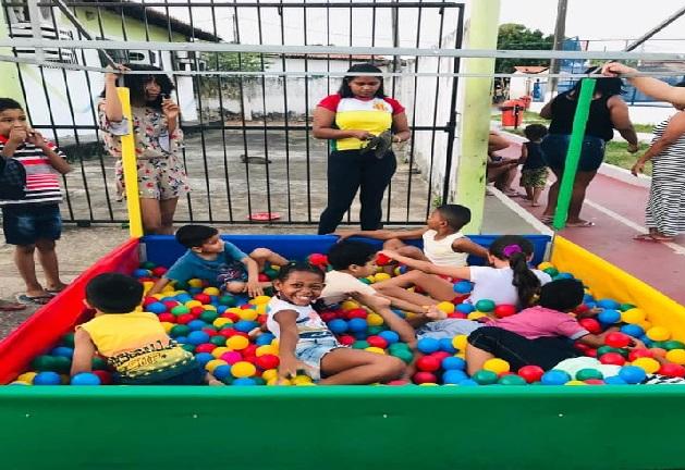 """Photo of Projeto """"Levando Alegria"""" criado por Fátima Araújo vai beneficiar crianças carentes em comunidades de São Luís"""