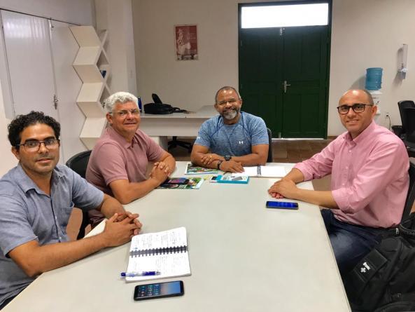 Foto de Prefeito Zé Martins está buscando a certificação de mais seis comunidades quilombolas de Bequimão