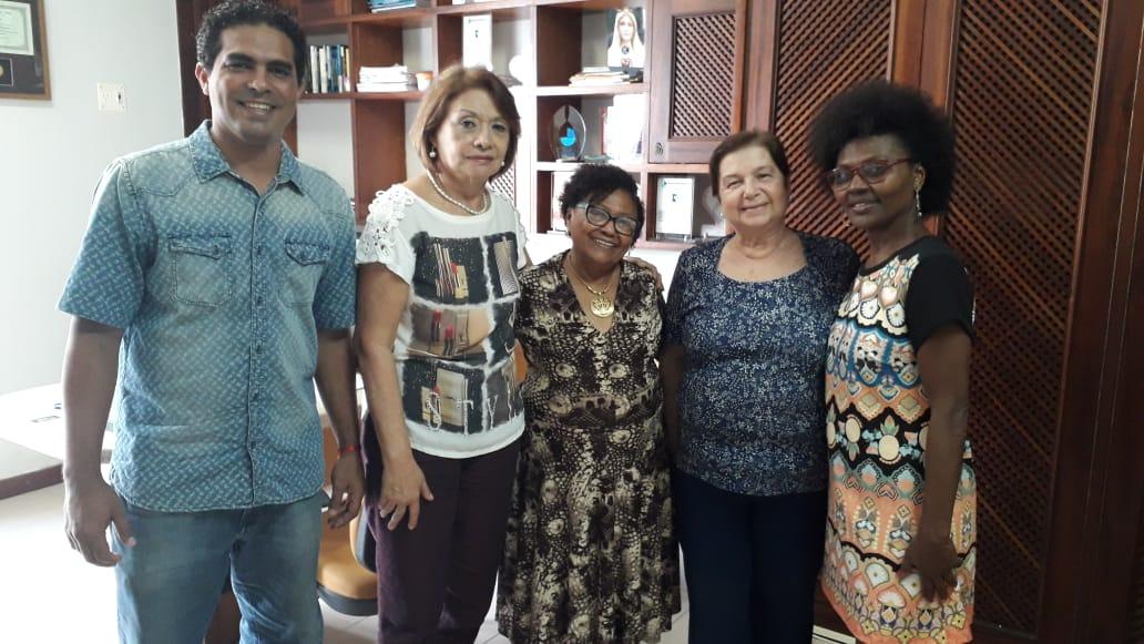 Photo of Prefeitura de Bequimão mantém firme parceria com UNICEF e Fundação Josué Montello