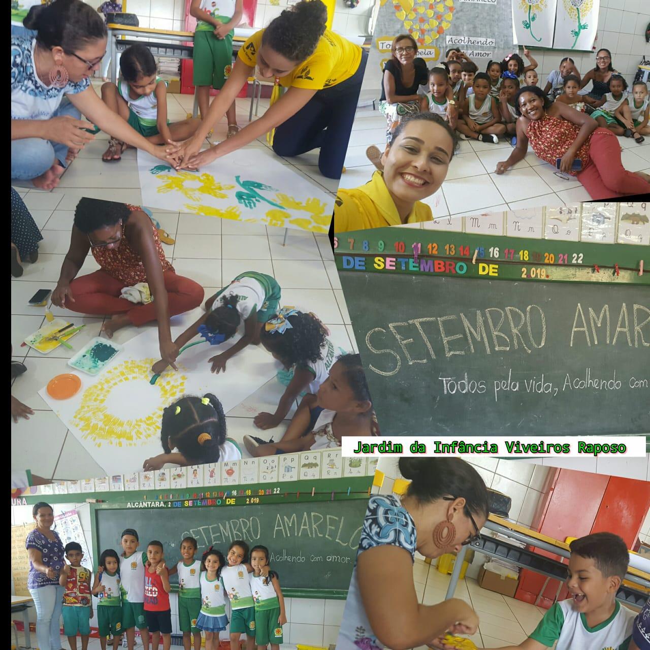Photo of Prefeitura de Alcântara adere campanha Setembro Amarelo no combate ao suicídio