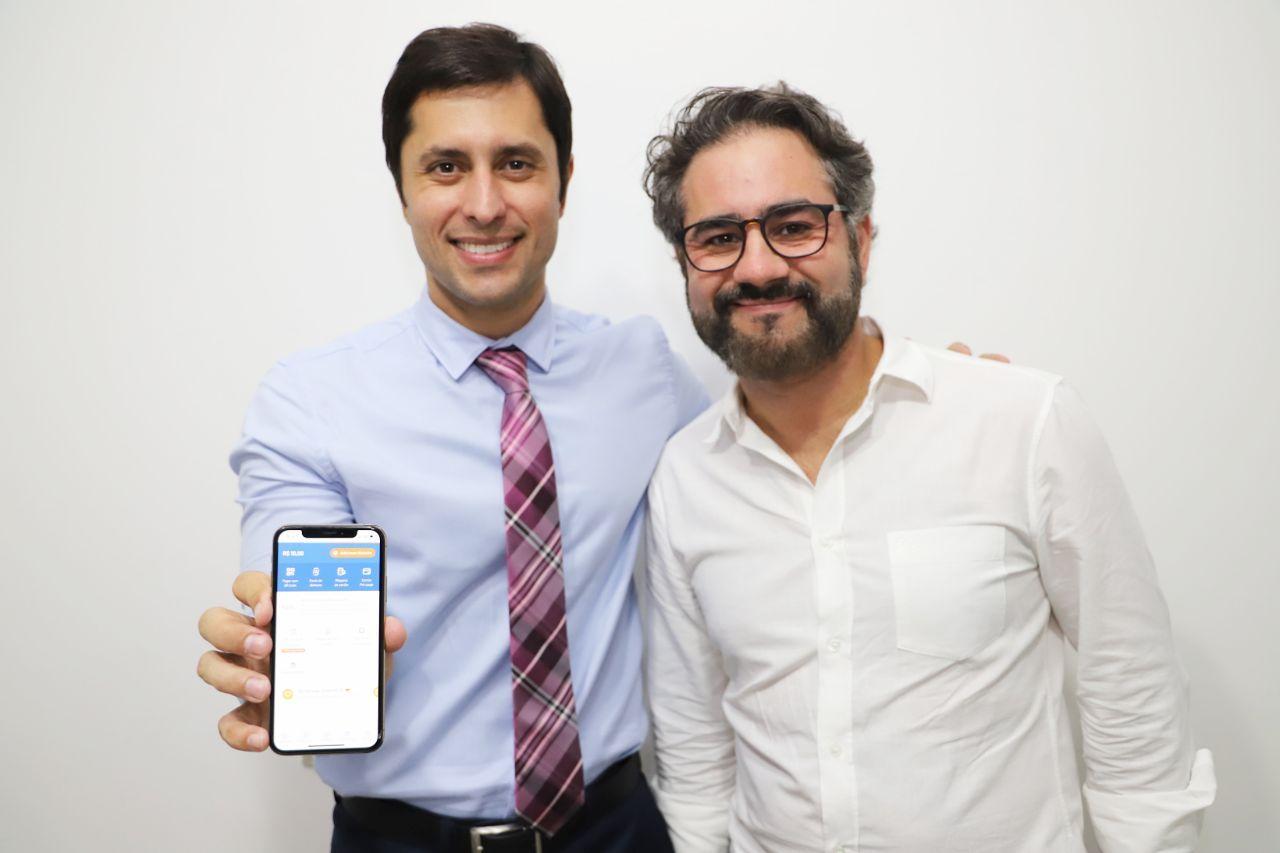 Photo of Duarte Jr fala sobre o aplicativo de recarga de passagens em São Luís