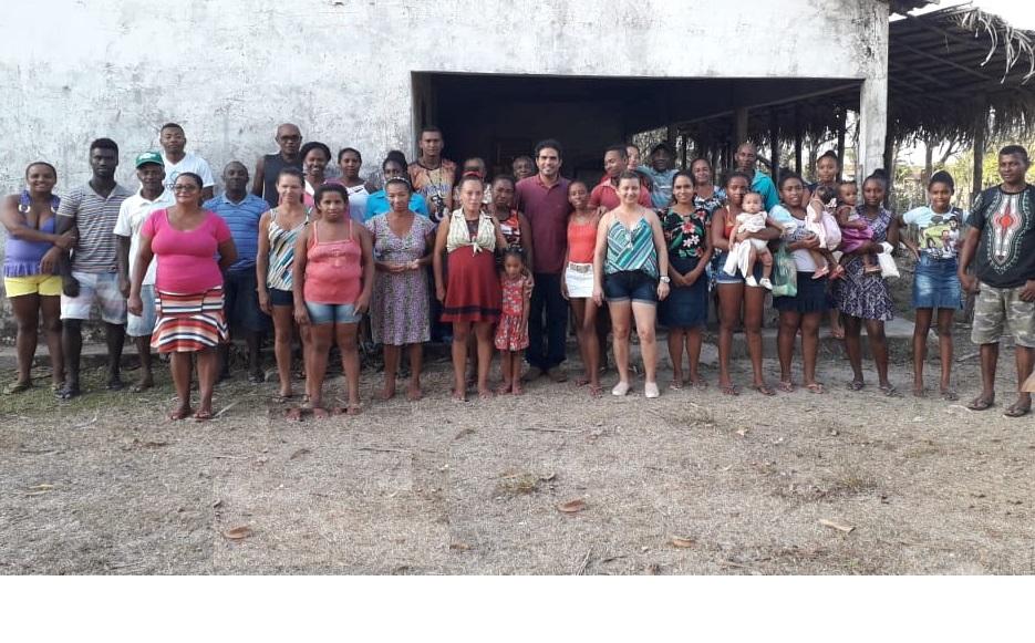 Foto de Prefeitura de Bequimão e Movimento Quilombola agilizam certificação de comunidades pela Fundação Palmares