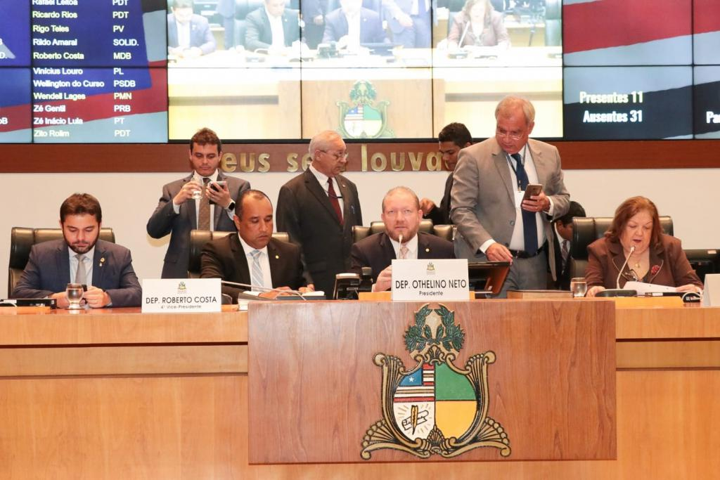 Photo of Aprovados projetos do Executivo que beneficiam setores da saúde, agricultura, meio ambiente e cultura