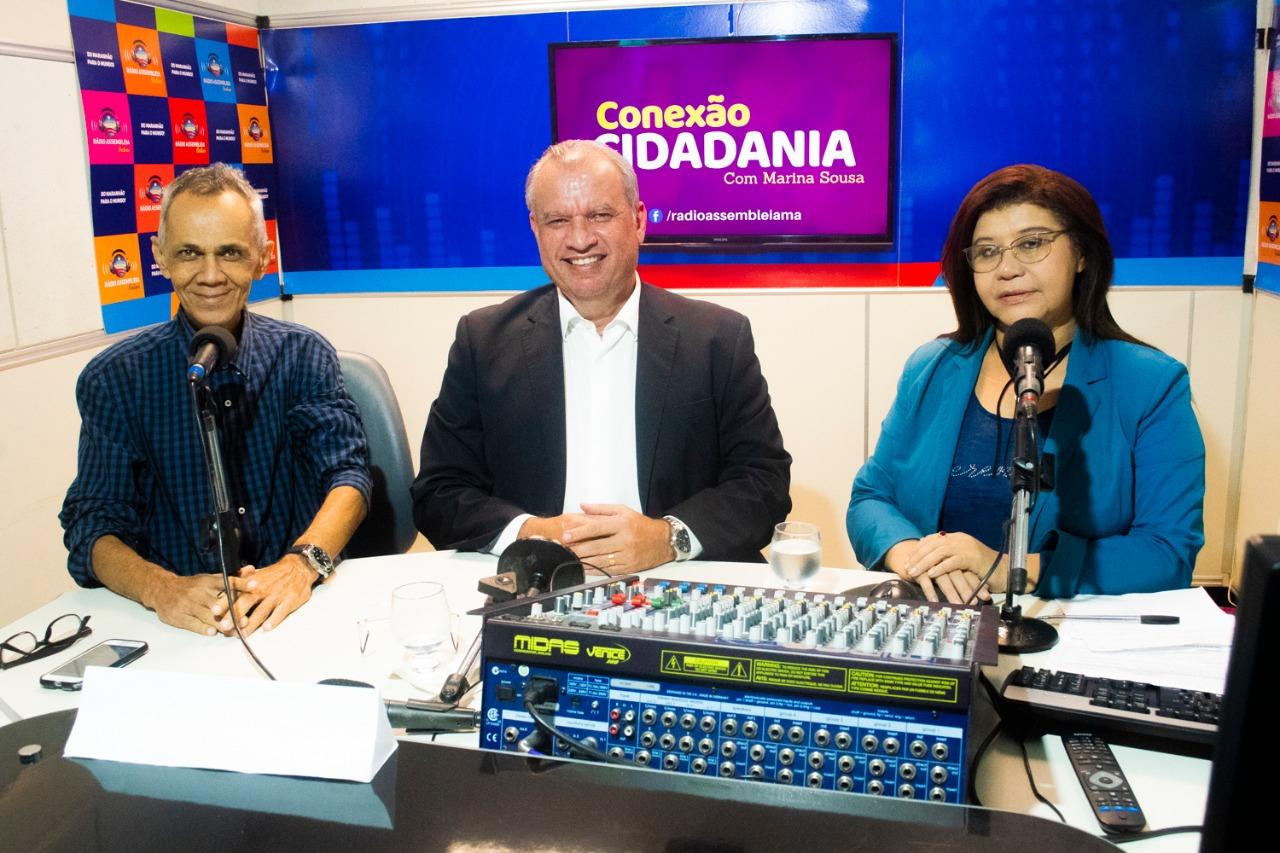 Photo of Diretor geral da Mesa Diretora fala sobre os 30 anos da Constituição do Maranhão