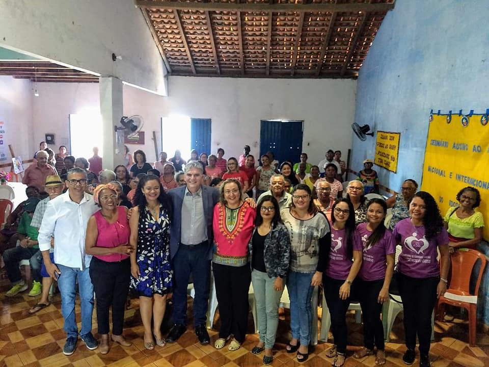 Photo of Prefeitura de Alcântara realiza Seminário sobre violência contra Idoso