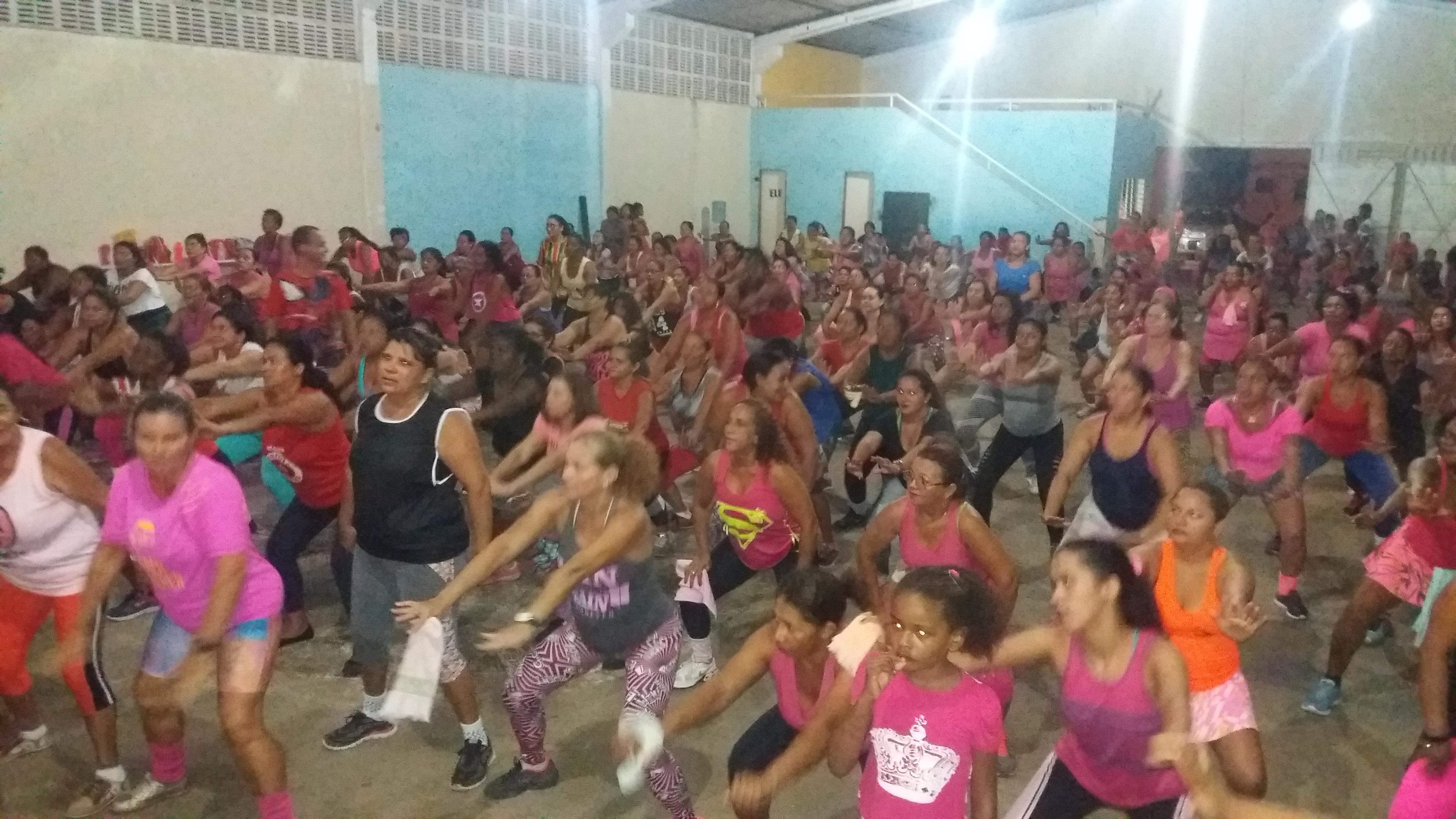 Photo of Vereadora Fátima Araújo divulga COMUNICADO sobre o Polo III do Projeto Viva Mais Saúde (ZUMBA)