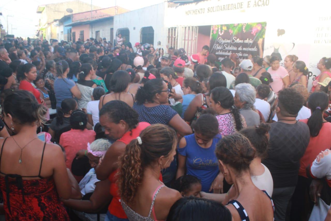 Photo of Vereadora Fátima Araújo e Instituto ISA entregam 2 mil cestas básicas