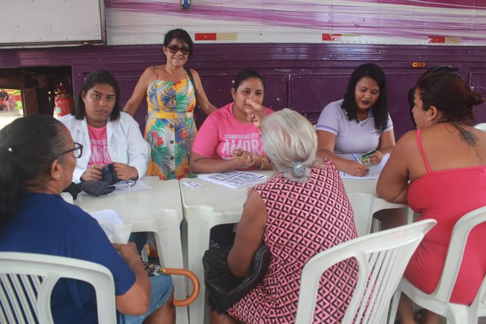 Photo of Fátima Araújo realiza Ação Social com quase 600 atendimentos