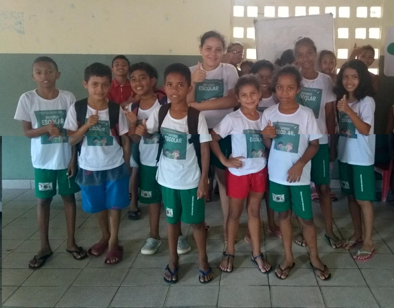 Photo of Projeto Educar para Vencer abre vaga para novas turmas para crianças