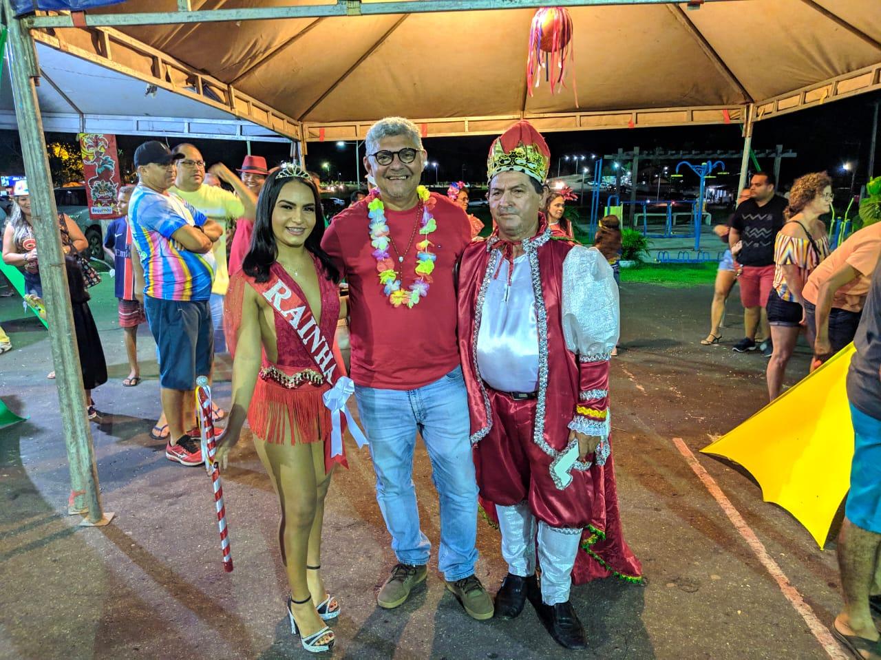 Photo of Entrega da chave da cidade abre o carnaval 2020 em Bequimão-MA