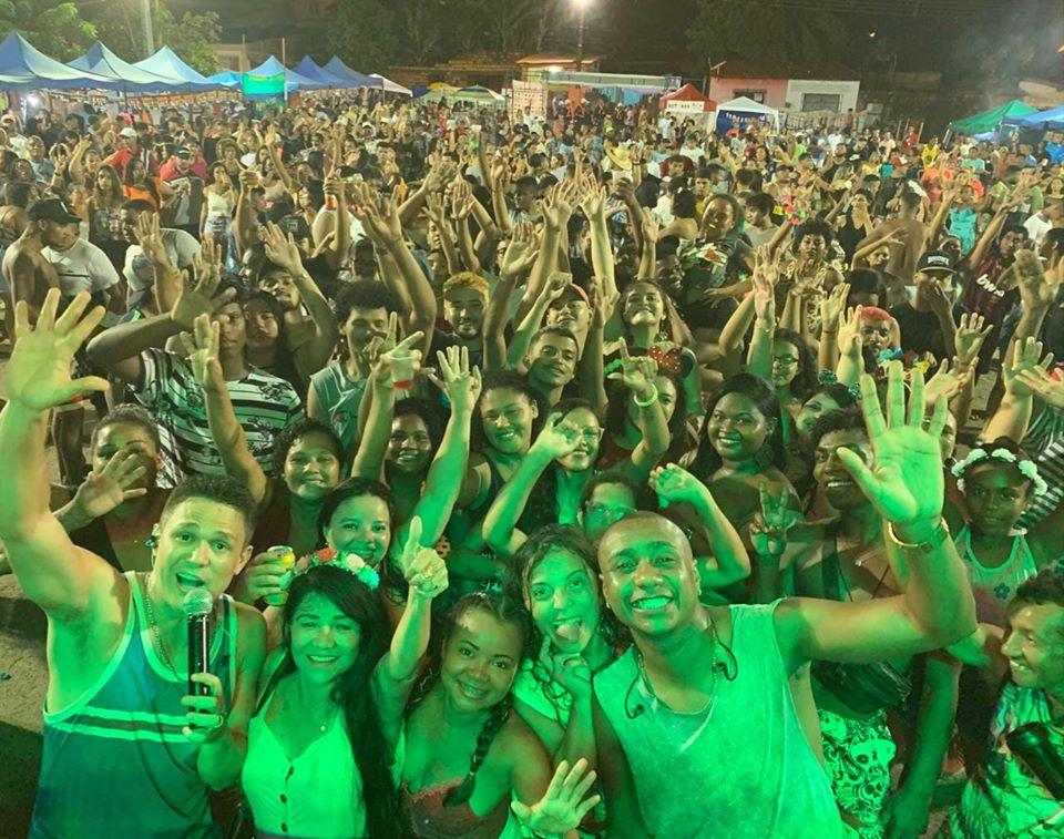 Photo of Carnaval da Vila Conceição/João de Deus reúne milhares de foliões