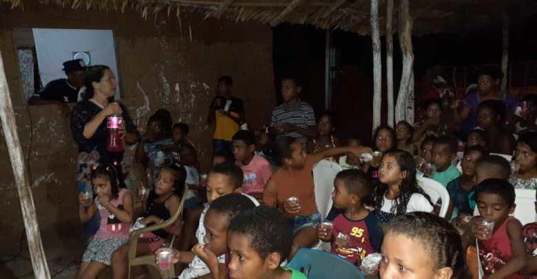 Photo of Prefeitura de Bequimão realiza mais uma edição do Cine Quilombo
