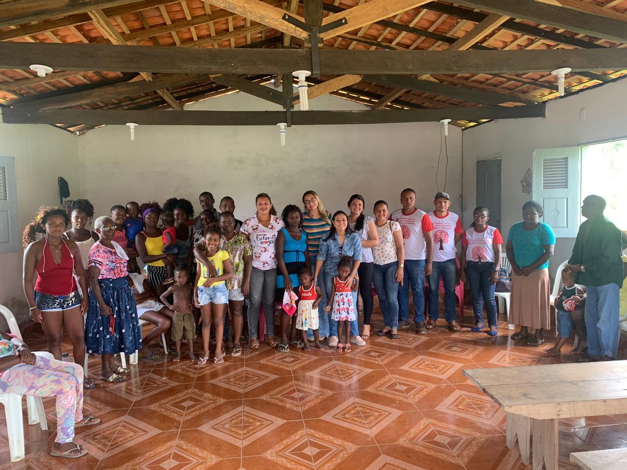 Photo of Prefeitura de Alcântara realiza ação de Prevenção de Gravidez na Adolescência