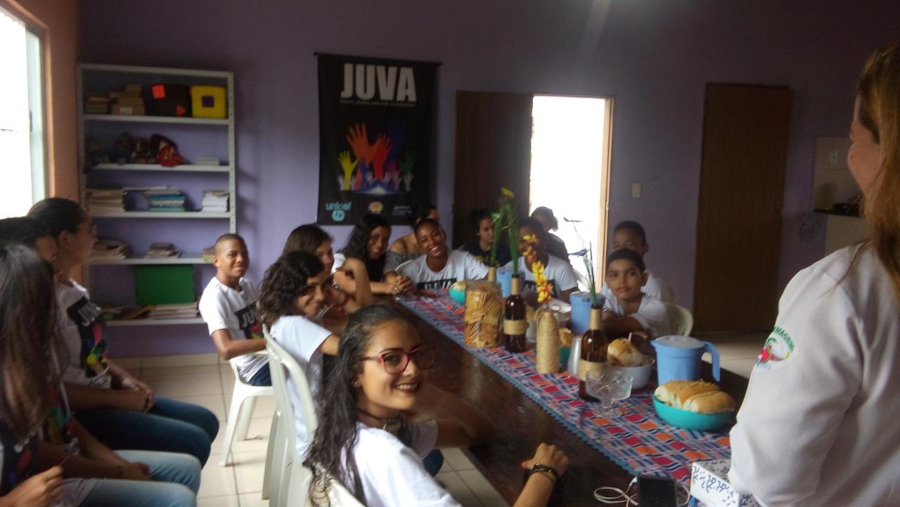 Photo of Prefeitura de Bequimão realiza capacitação com adolescentes