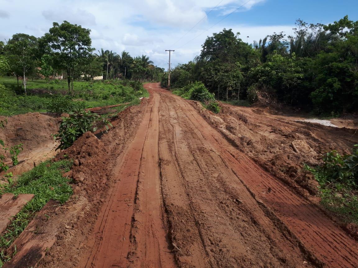 Photo of Prefeitura de Bequimão constrói ponte e bueira de concreto na zona rural