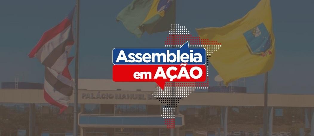 """Photo of Adiada a 5ª edição do programa """"Assembleia em Ação"""" em Itapecuru-MA"""
