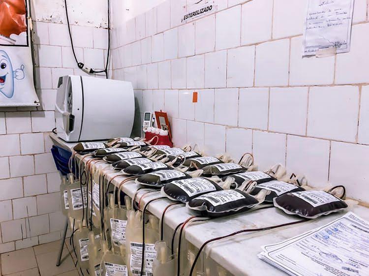 Photo of Secretaria de Saúde de Bequimão vai realizar coleta de sangue dia 24 de março