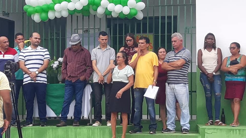 Photo of Prefeito Anderson Wilker inaugura escola no povoado Japeú