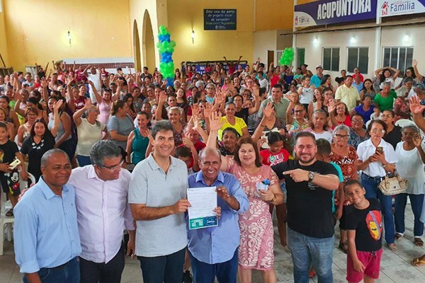 Photo of ELEIÇÕES 2020: Vereador Chaguinhas se filia ao Podemos