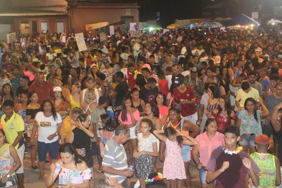 Photo of Lava Pratos da Vila Lobão reúne milhares de foliões