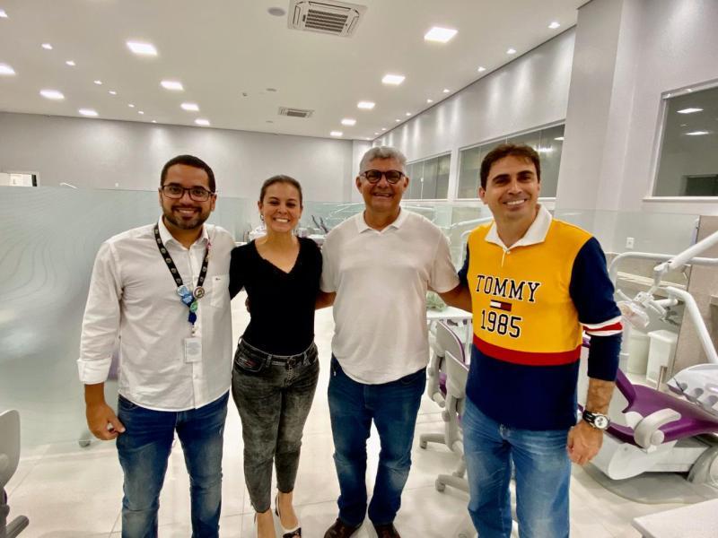Photo of Parceria entre Prefeitura e UNDB cria ação em saúde em Bequimão-MA
