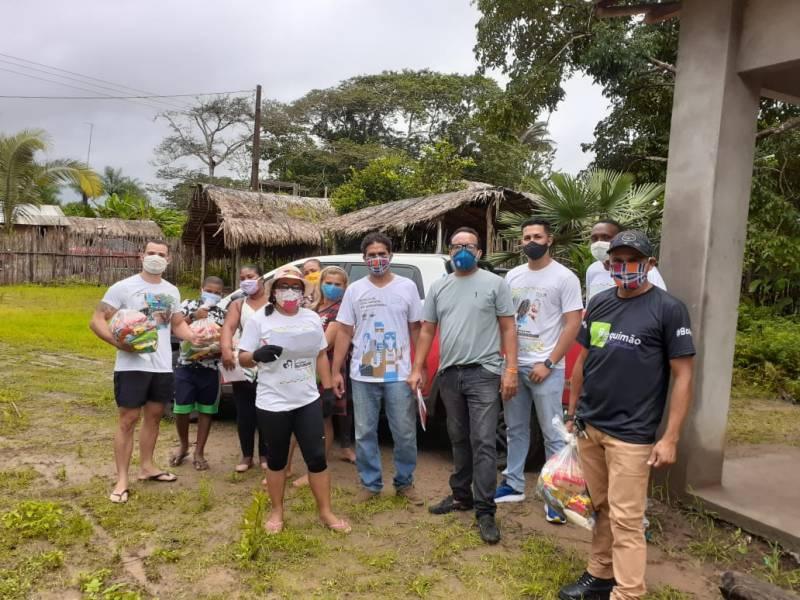 Photo of Prefeitura de Bequimão inicia distribuição de cestas básicas a famílias em situação de vulnerabilidade social