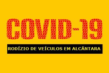 Photo of Em Alcântara, decreto municipal impõe rodízio de veículos na cidade