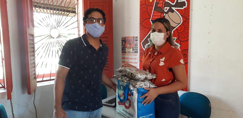 Photo of Prefeitura de Bequimão recebe doação de kits para recém nascidos de comunidades quilombolas