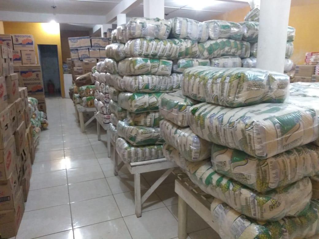 Photo of Prefeitura de Alcântara inicia nesta terça-feira (09), a entrega dos Kits de Alimentação Escolar aos alunos da sede