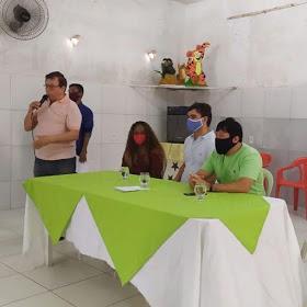 Photo of Moradores da Liberdade dialogam com Rommeo Amin e Rubens Jr