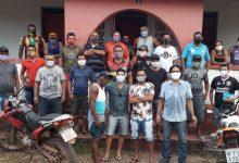 Photo of Prefeitura de Bequimão reúne com representantes do segmento artístico do município