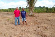 Photo of Prefeito Zé Martins visita área de produção agrícola para a safra 2020/2021