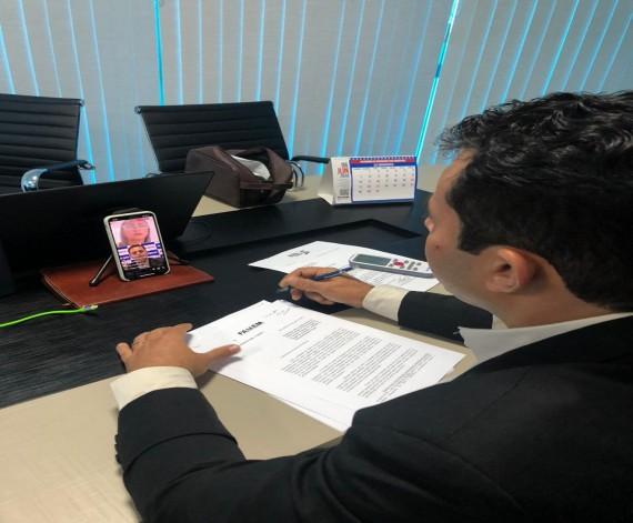 Photo of Presidente da Famem discute política de saúde com entidade dos agentes comunitários