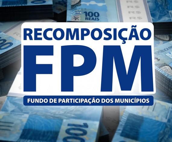 Photo of Municípios recebem nesta terça-feira (7) a recomposição do FPM referente à junho; confira os valores