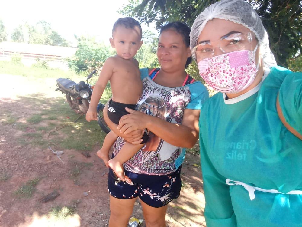 Photo of Programa Criança Feliz realiza ações em comunidades carentes de Bequimão