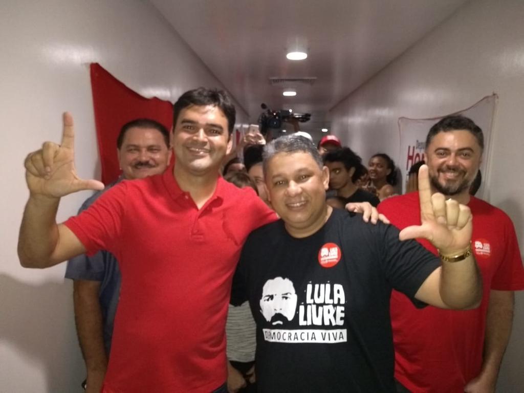 Photo of União entre PCdoB e PT em São Luís poderá ter reflexo nas eleições 2022