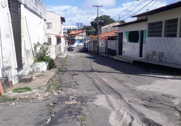 Photo of Ruas da Vila Conceição/João de Deus, Conjunto Santos Dumont, Rancho Dom Luís e Conjunto Alvorada vão receber asfalto