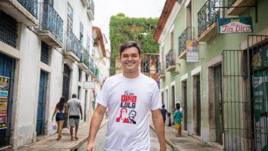 Photo of JORNAL VALOR ECONÔMICO: Rubens Jr é pré-candidato da esquerda em São Luís