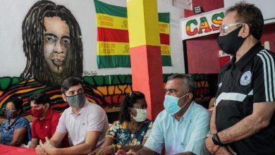 Photo of Rubens Júnior se reúne com pré-candidatos a vereador no João Paulo