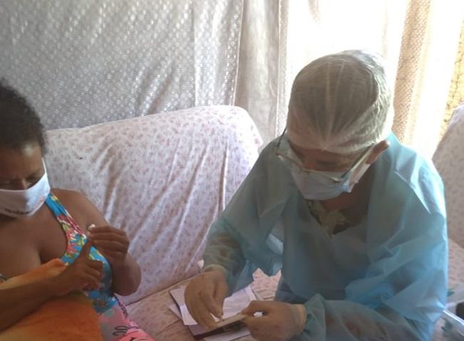 Photo of Prefeitura de Bequimão reforça assistência médica domiciliar e atende 400 pacientes durante a pandemia