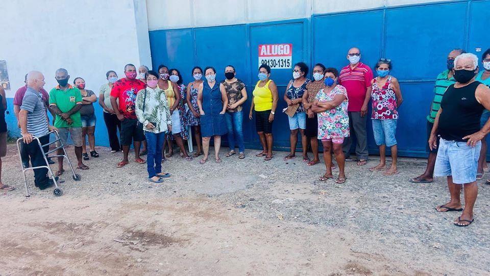 Photo of Vereadora Fátima Araújo reúne com moradores do bairro São Cristóvão